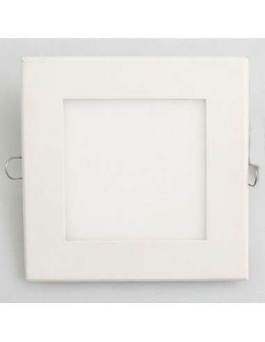 Downlight Ultrafino 6w cuadrado