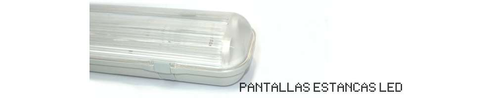 Pantalla estancas led